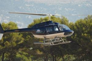 transport en helicoptere conciergerie privée VIP var et provence