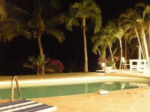 éclairage piscine maison en vente guadeloupe