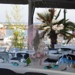restaurant de plage sur vente appartement carqueiranne